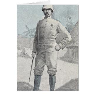 Cartes Le Général Alfred Amedee Dodds