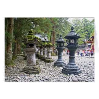 Cartes Le Japon, Nikko. Tombeau et mausolée de Toshogu