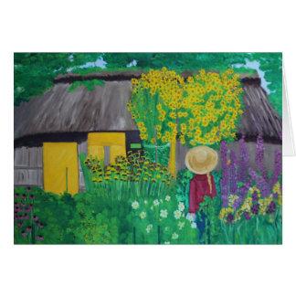 Cartes Le jardin d'Emil Nolde