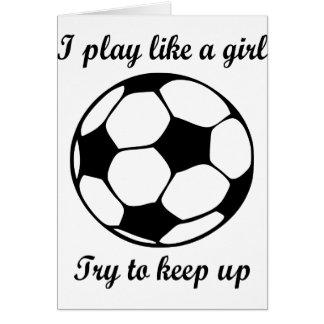Cartes le jeu aiment une fille