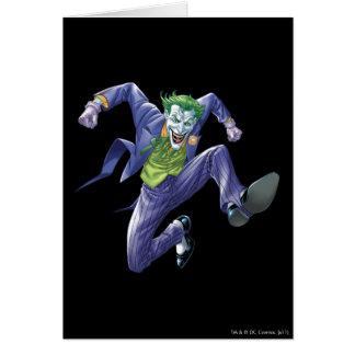 Cartes Le joker saute