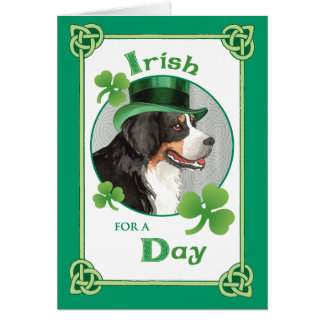 Cartes Le jour Berner de St Patrick