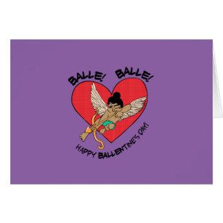 Cartes Le jour de Ballentine heureux !