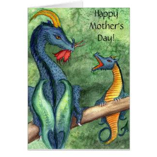 Cartes Le jour de mère heureux !