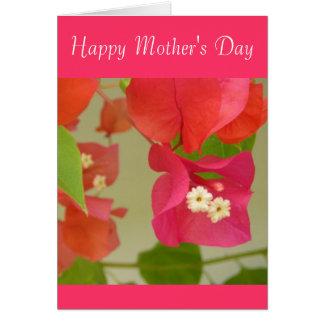 Cartes Le jour de mère heureux