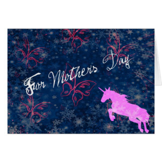 Cartes Le jour mystique de la mère