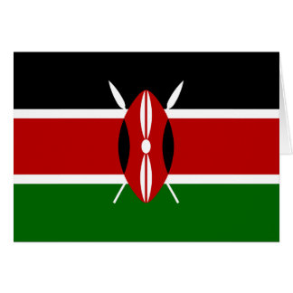 Cartes le Kenya