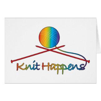 Cartes Le Knit se produit