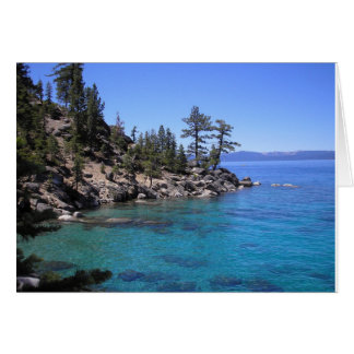 Cartes Le lac Tahoe