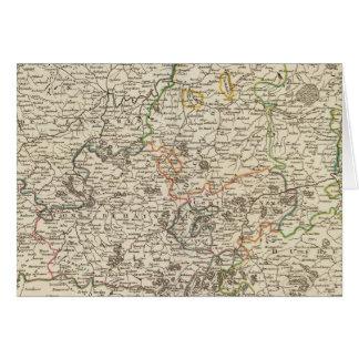 Cartes Le Luxembourg, Belgique