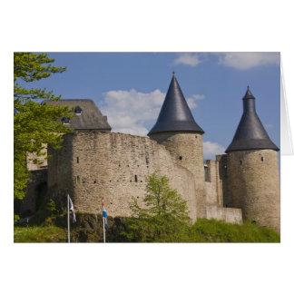 Cartes Le Luxembourg, River Valley sûre. Bourscheid,