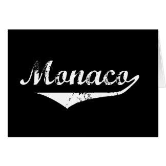 Cartes Le Monaco