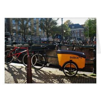 Cartes Le monospace de l'enfant à Amsterdam