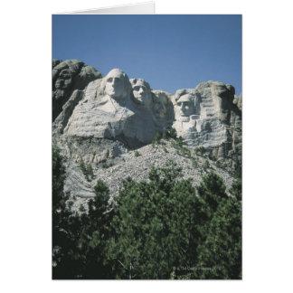 Cartes Le mont Rushmore, le Dakota du Sud