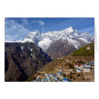 Cartes Le Népal