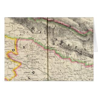 Cartes Le Népal, Asie 83