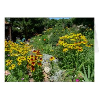 Cartes Le nouveau jour fait du jardinage jardin de Denver