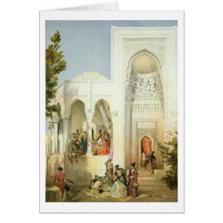 Cartes Le palais de Khan de Bakou, péninsule d'Apsheron