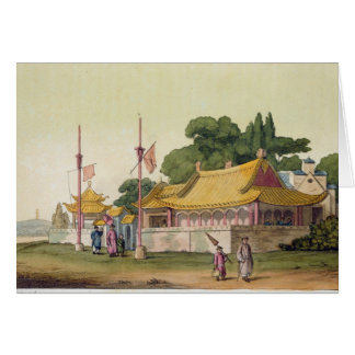 Cartes Le palais impérial, Tokyo, plaquent 54 de 'Le