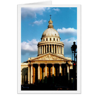Cartes Le Pantheon