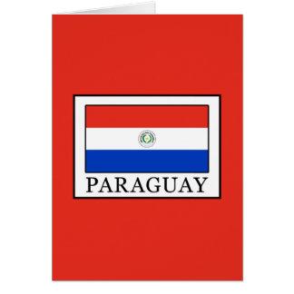 Cartes Le Paraguay