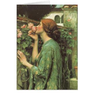 Cartes Le parfum des roses