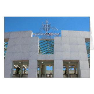 Cartes Le Parlement australien - Canberra