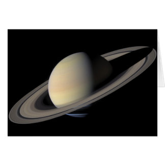 Cartes Le plus grand portrait de Saturn