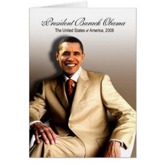 Cartes Le Président Barack Obama (classique)