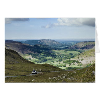Cartes Le R-U, Angleterre, Cumbria, vallée d'Eskdale