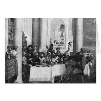 Cartes Le repas à la Chambre de Simon le Pharisee