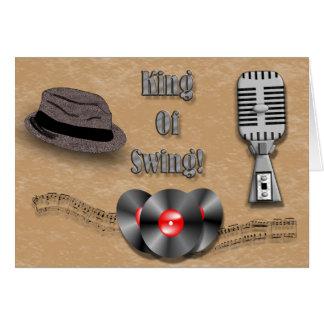 Cartes Le Roi Of Swing