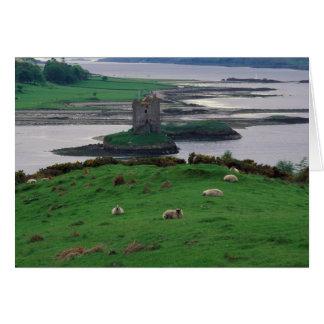 Cartes Le Royaume-Uni, Ecosse, île de Skye, vieille