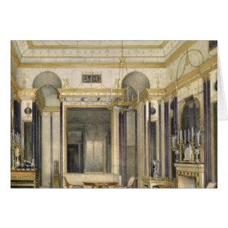 Cartes Le salon de l'impératrice Maria