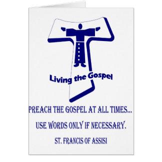 Cartes Le St Francis