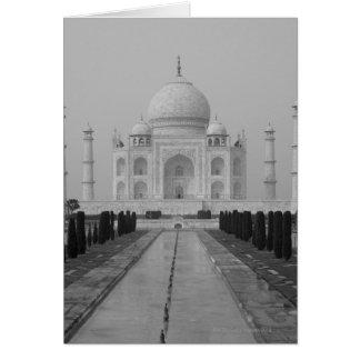 Cartes Le Taj Mahal, Âgrâ, uttar pradesh, Inde 5