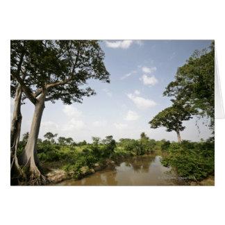 Cartes Le Togo central, Afrique de l'ouest