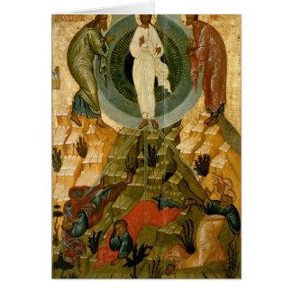 Cartes Le Transfiguration de notre seigneur