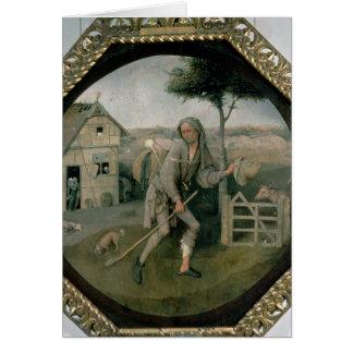 Cartes Le vagabond/fils prodigue, c.1510