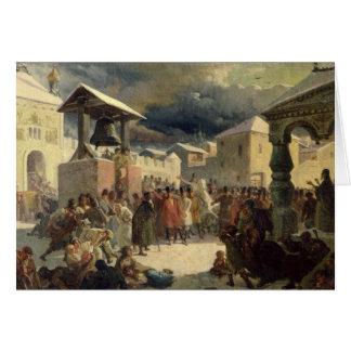Cartes Le Veche dans la République de Novgorod, 1861
