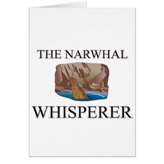 Cartes Le Whisperer de Narwhal