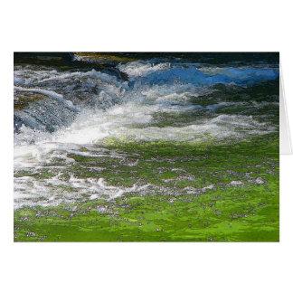 Cartes L'eau de précipitation