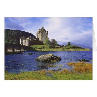 Cartes L'Ecosse, montagne, Wester Ross, Eilean Donan 2
