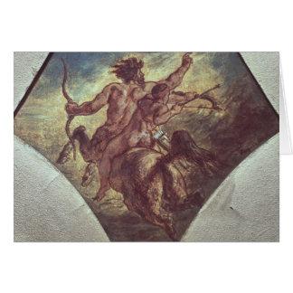 Cartes L'éducation d'Achille