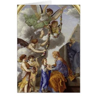 Cartes L'éducation de la Vierge