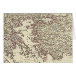 Cartes L'empire bizantin jusqu'au Xite