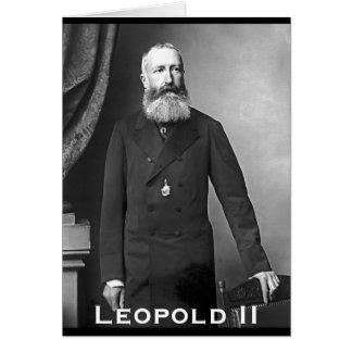 Cartes Leopold II van België