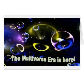 Cartes L'ère de Multiverse est ici !