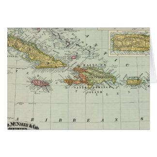 Cartes Les Antilles 11