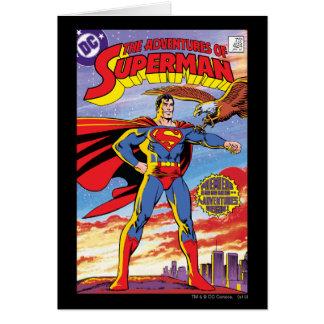 Cartes Les aventures de Superman #424